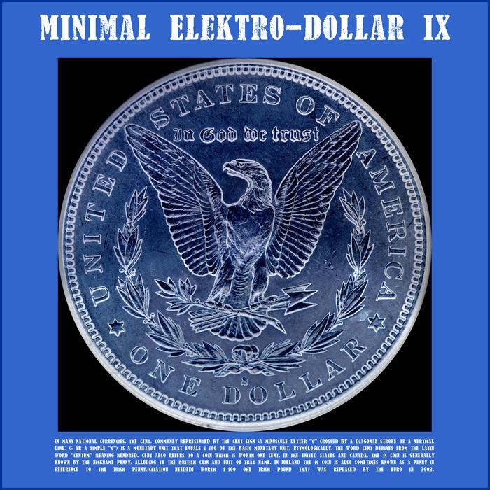VARIOUS - Minimal Elektro Dollar IX