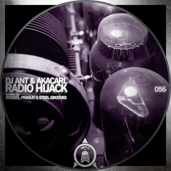 DJ ANT/AKA CARL - Radio Hijack