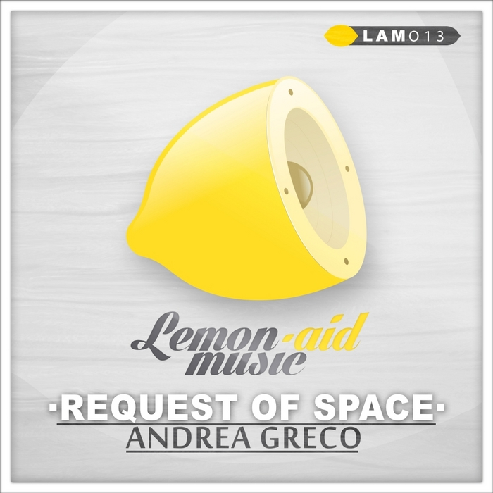 GRECO, Andrea - Request Of Space