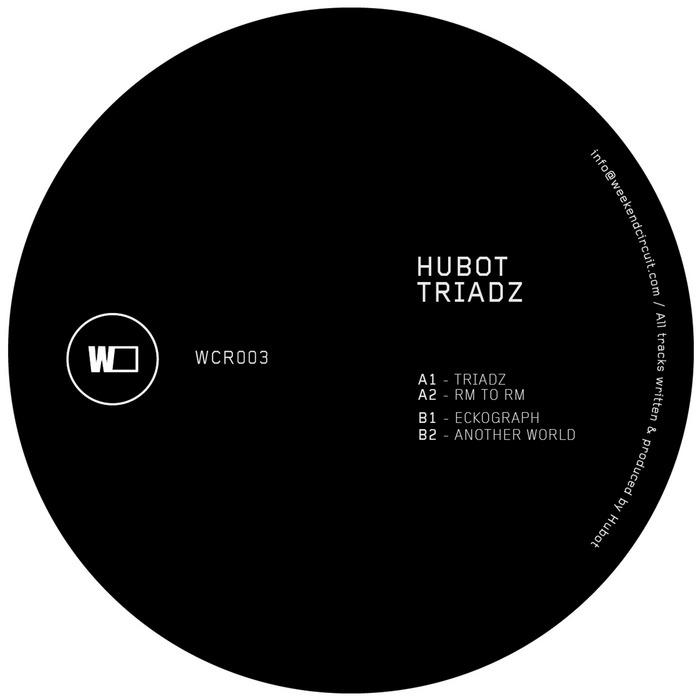 HUBOT - Triadz