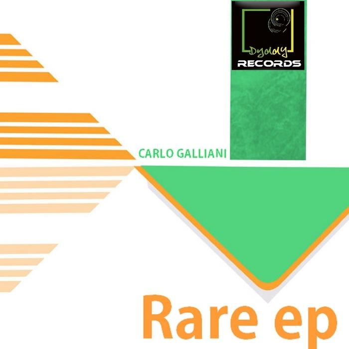 GALLIANI, Carlo - Rare EP