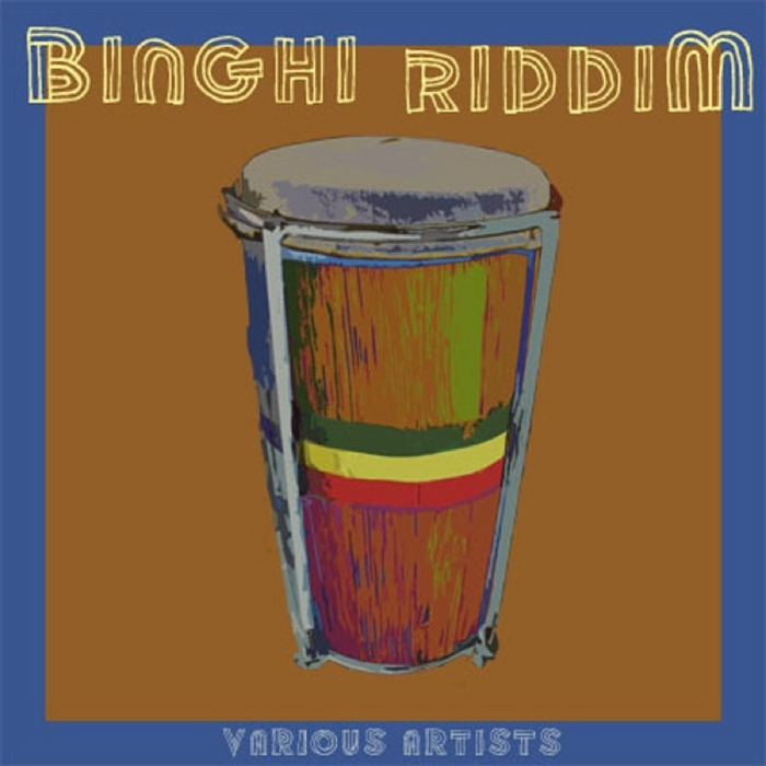TWILIGHT SOUND SYSTEM - Binghi Riddim