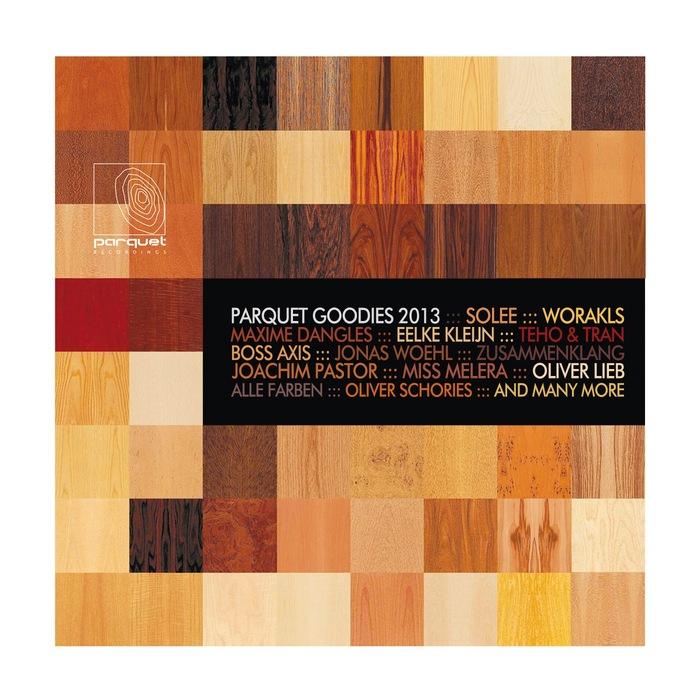 VARIOUS - Parquet Goodies 2013