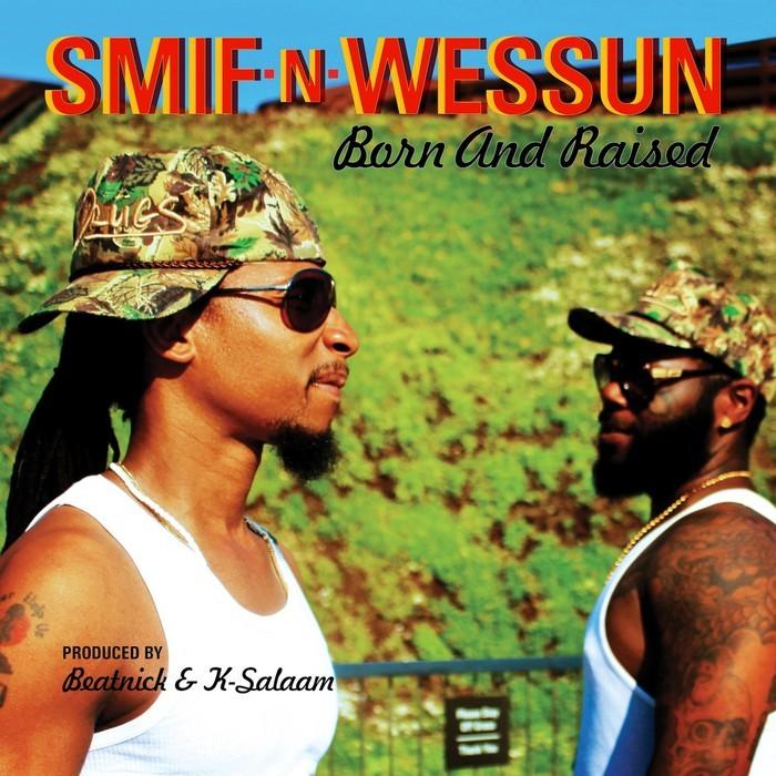 SMIF N WESSUN - Born & Raised EP