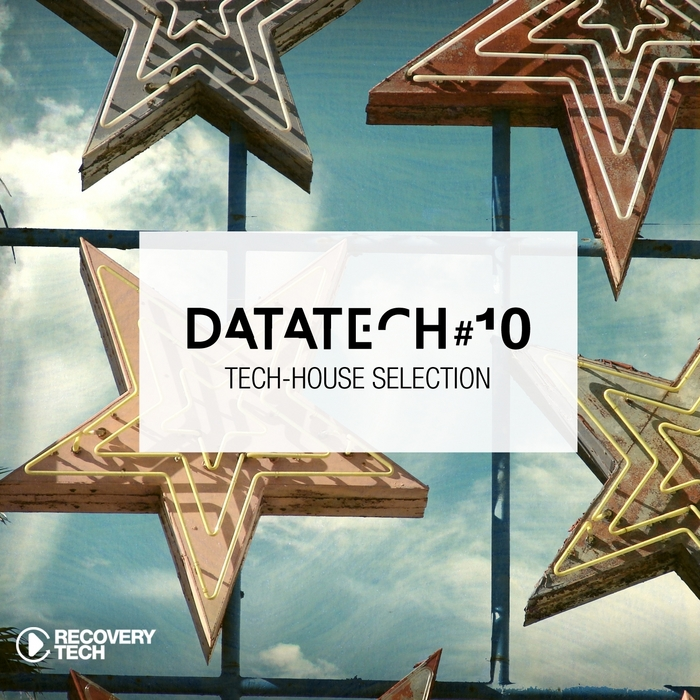VARIOUS - Datatech Vol 10 Tech House Selection