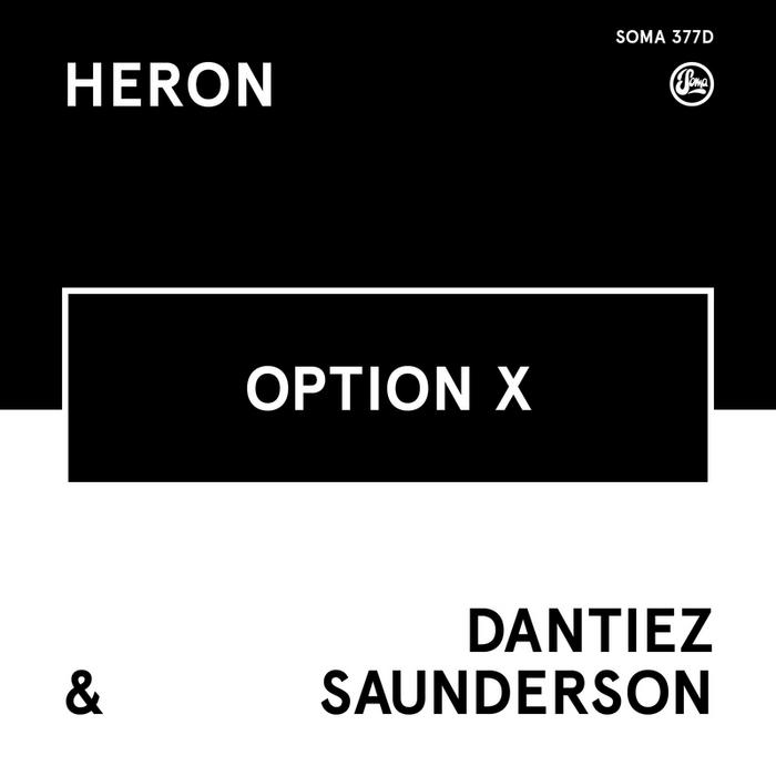 Heron (Germany)/Dantiez Saunderson - Option X