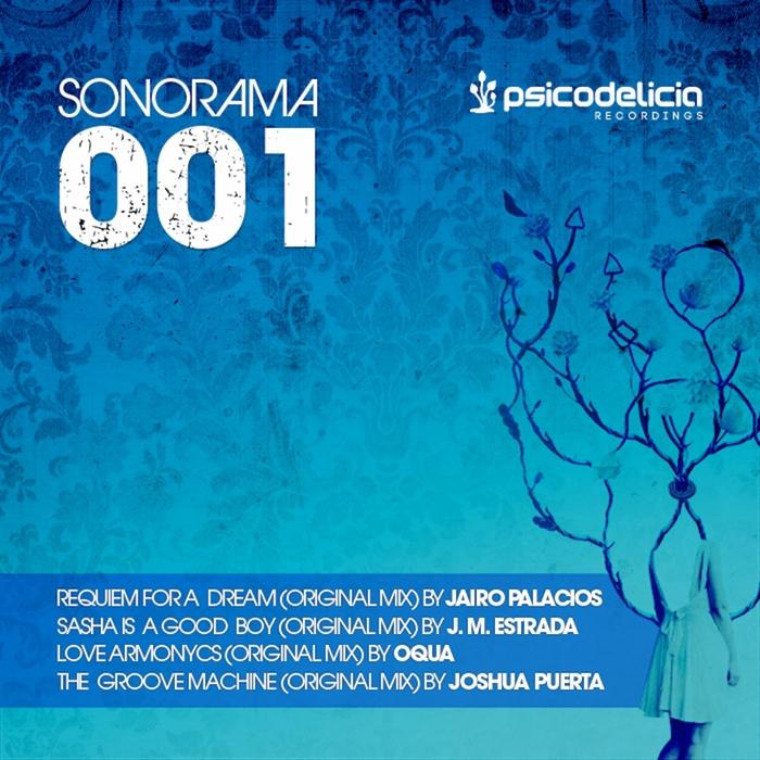 PALACIOS, Jairo/JM ESTRADA/DJ OQUA/JOSHUA PUERTA - Sonorama 001