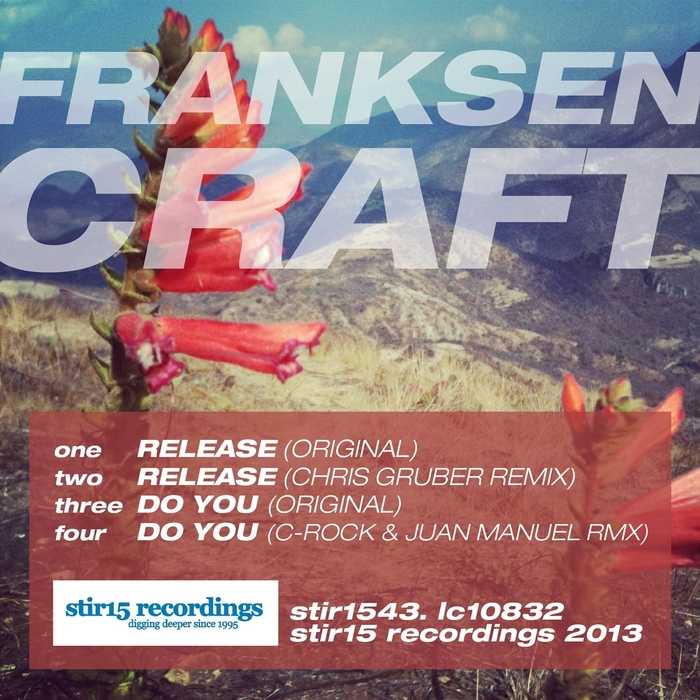 FRANKSEN - Craft EP