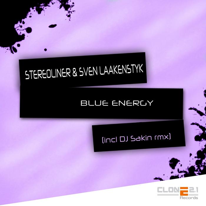 STEREOLINER/SVEN LAAKENSTYK - Blue Energy