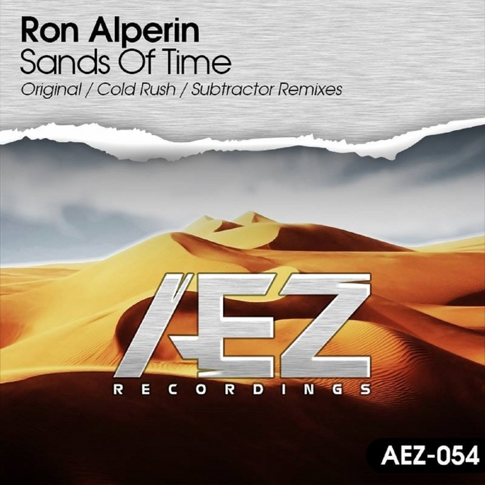 ALPERIN, Ron - Sands Of Time