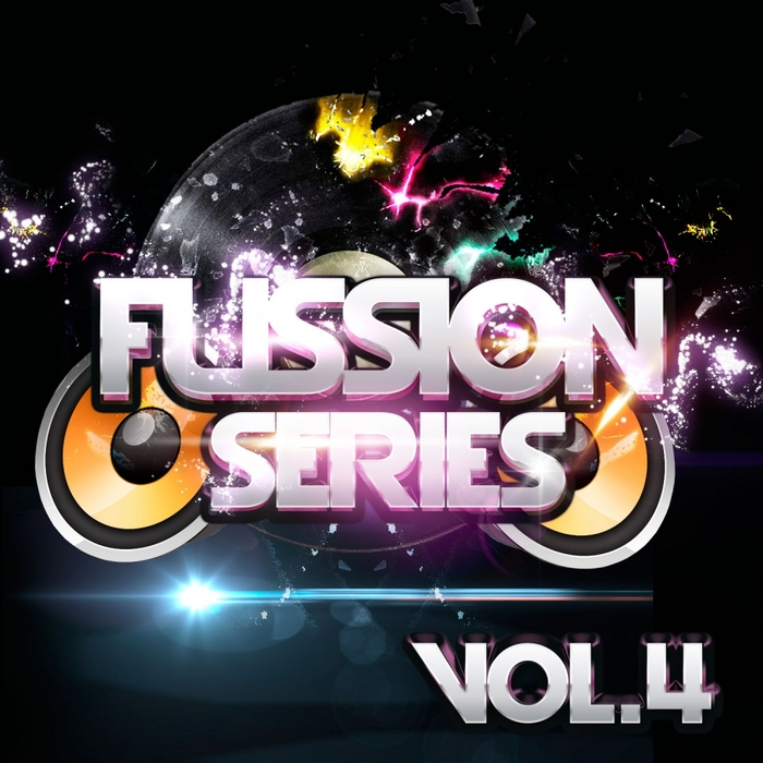 VARIOUS - Fussion Series Vol 4