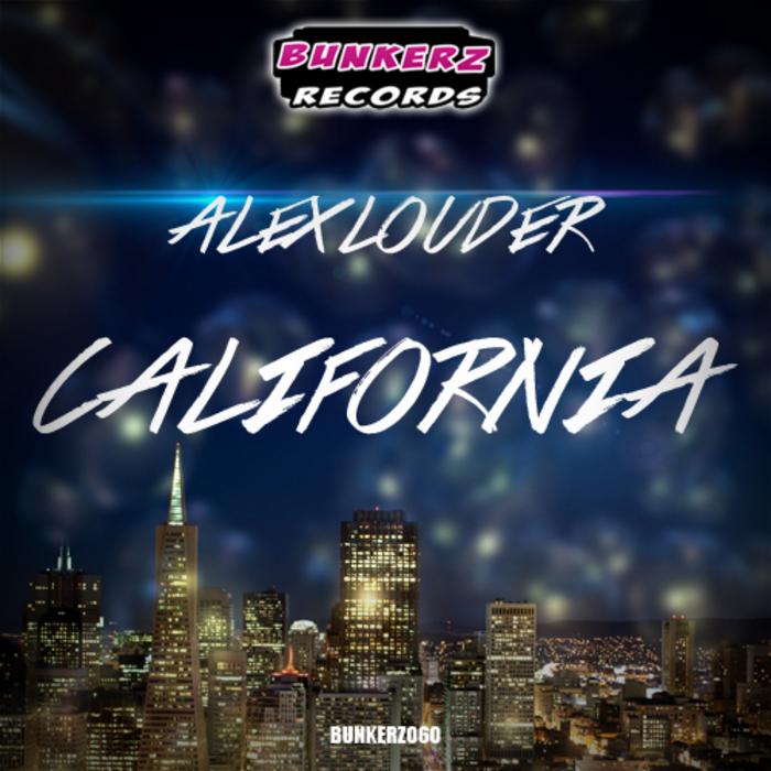 ALEX LOUDER - California
