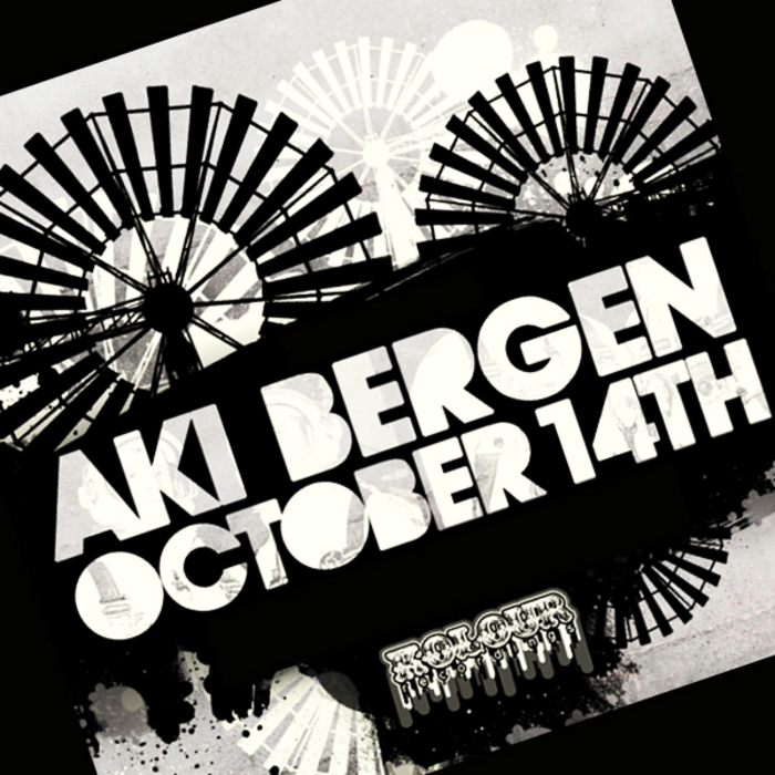 BERGEN, Aki - October 14