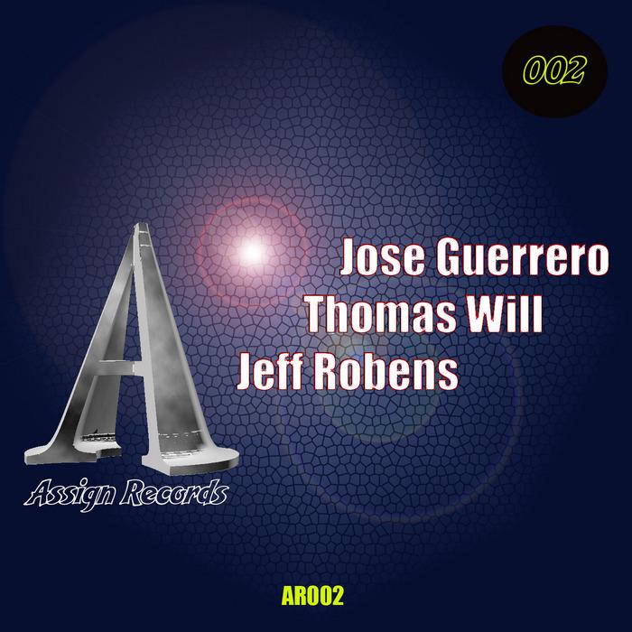 GUERRERO, Jose/THOMAS WILL/JEFF ROBENS - AR002D