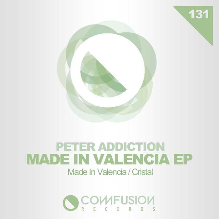 ADDICTION, Peter - Made In Valencia EP