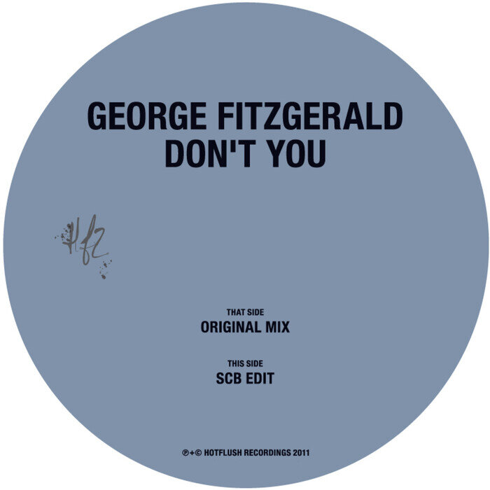 FITZGERALD, George - Don't You
