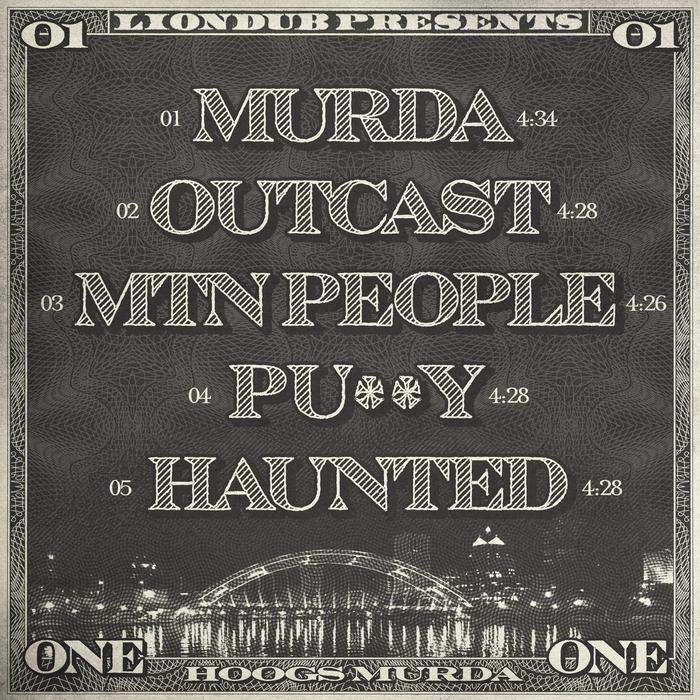 HOOGS - Liondub Street Series Vol 01 - Murda