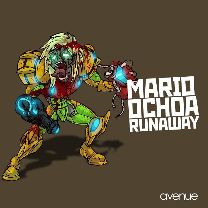 OCHOA, Mario - Runaway
