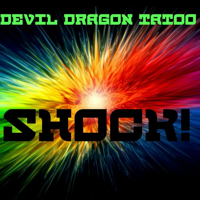 DEVIL DRAGON TATOO - Shock
