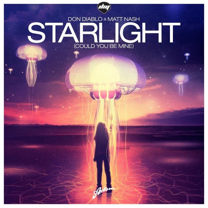 DON DIABLO/MATT NASH - Starlight Could You Be Mine