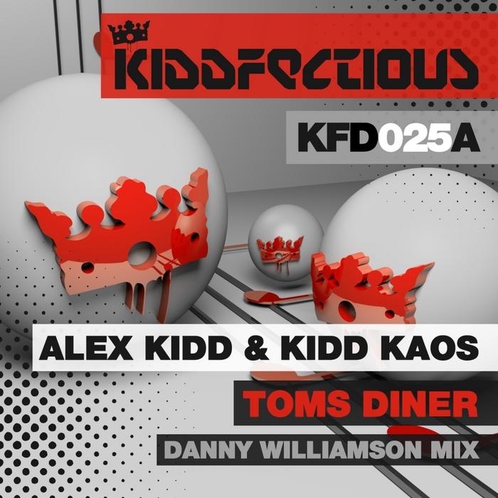 KIDD, Alex/KIDD KAOS - Toms Diner