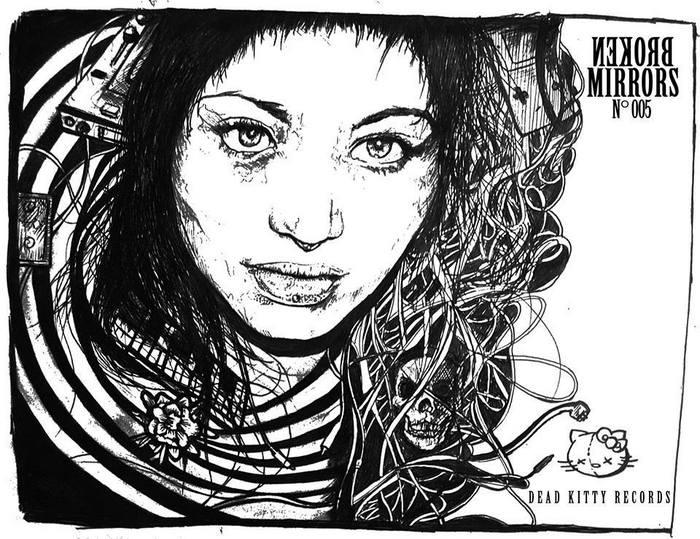 AUDIOTIST - Broken Mirrors Dead Kitty 005