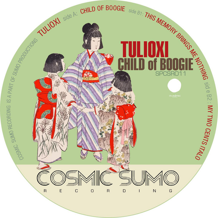 TULIOXI - Child Of Boogie (includes free track)