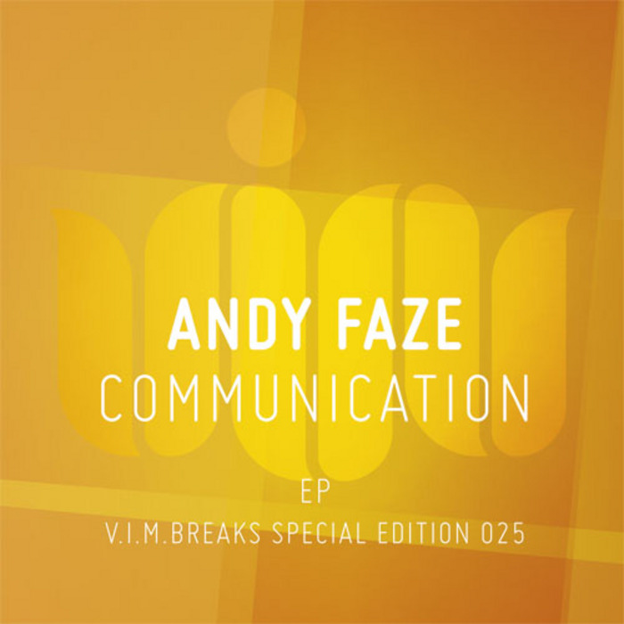 FAZE, Andy - Communication EP