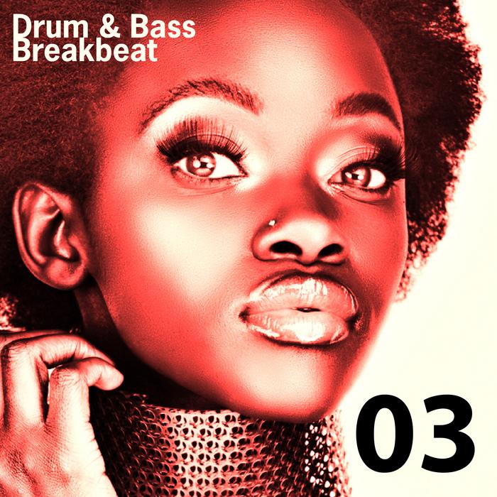 VARIOUS - Drum & Bass Breakbeat Vol 3