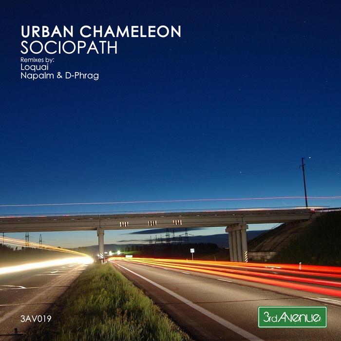 URBAN CHAMELEON - Sociopath