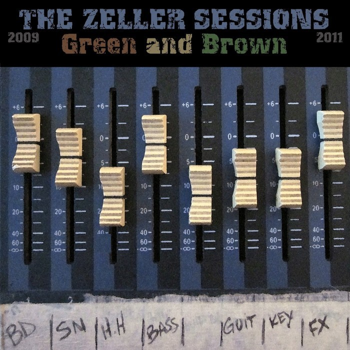 GREEN & BROWN - The Zeller Sessions 2009-2011
