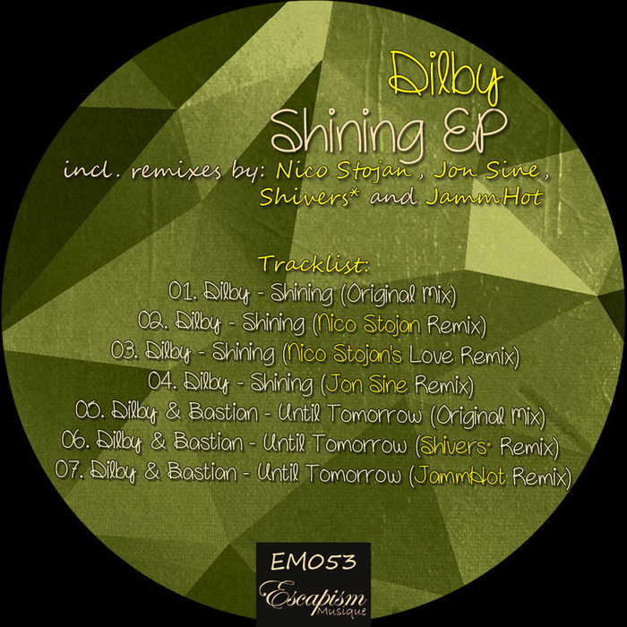 DILBY - Shining EP