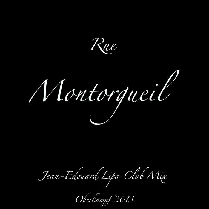 LIPA, Jean Edouard - Rue Montorgueil