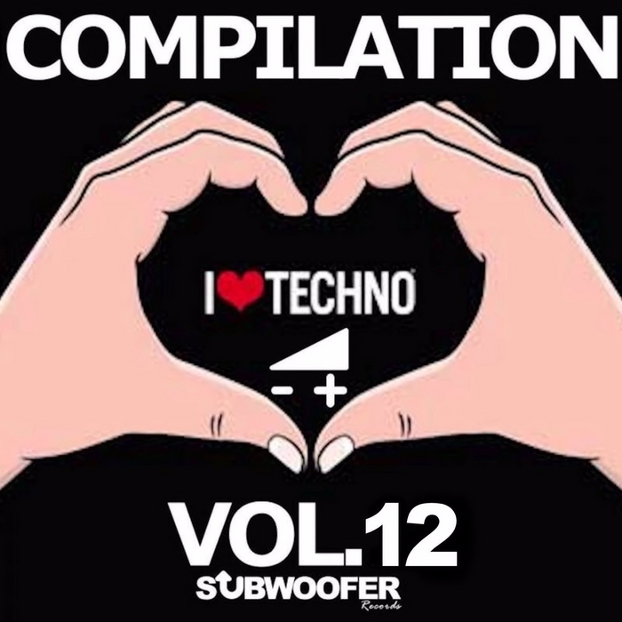 VARIOUS - I Love Techno Greatest Hits Vol 12 (Subwoofer Records)