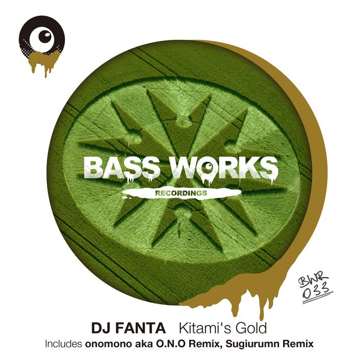 DJ FANTA - Kitami's Gold