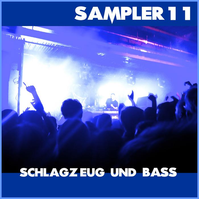 VARIOUS - Schlagzeug & Bass Sampler 11