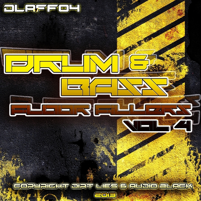 VARIOUS - Drum & Bass Floor Fillers 2013 Vol 4