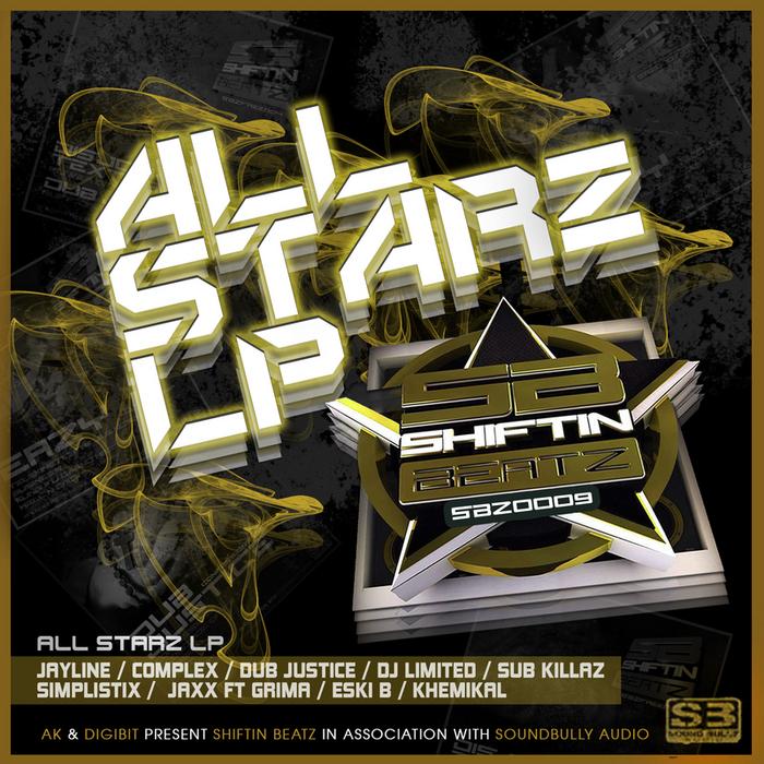VARIOUS - All Starz LP
