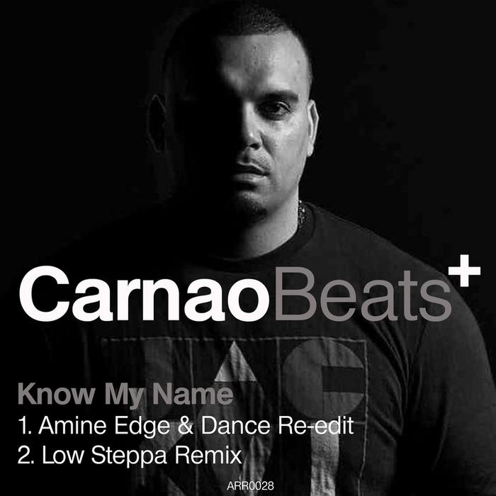 CARNAO BEATS - Know My Name