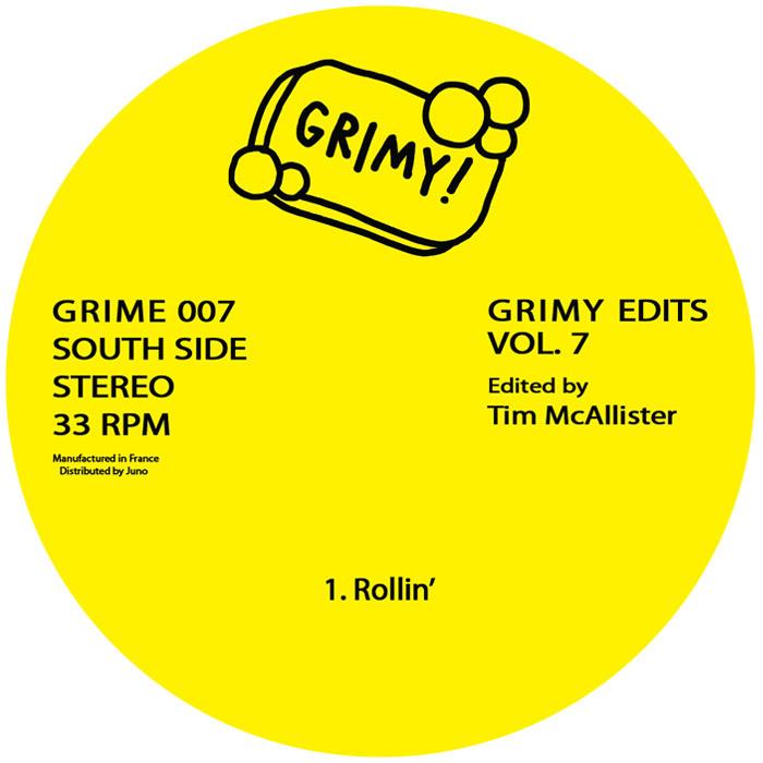 McALLISTER, Tim/CRATEBUG/RAHAAN - Grimy Edits Vol 7