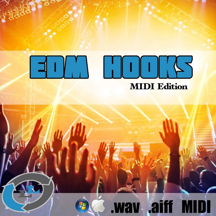 LOOPSLAB - EDM Hooks (Sample Pack MIDI)