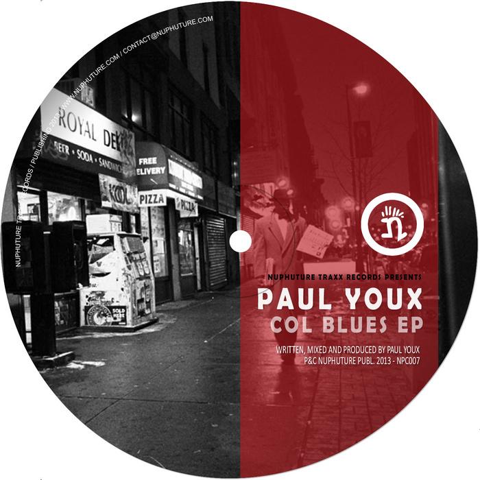 YOUX, Paul - Col Blues EP