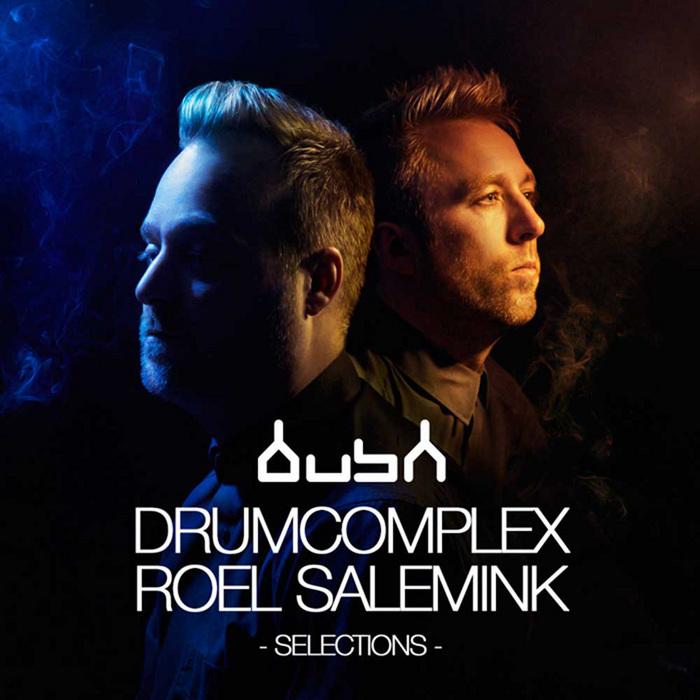 DRUMCOMPLEX/ROEL SALEMINK/VARIOUS - Selections