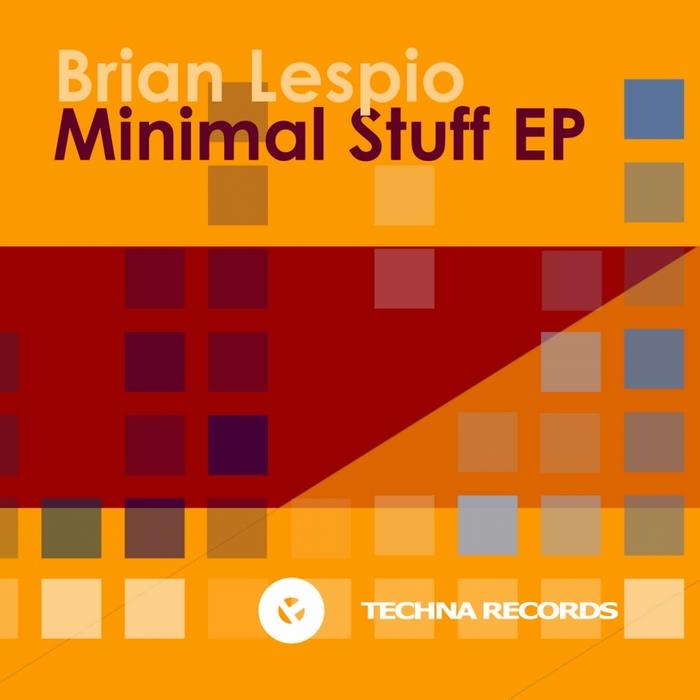 LESPIO, Brian - Minimal Stuff EP