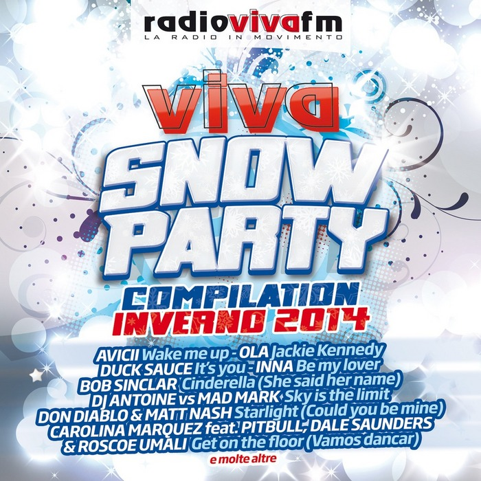 VARIOUS - Viva Snow Party Compilation Inverno 2014