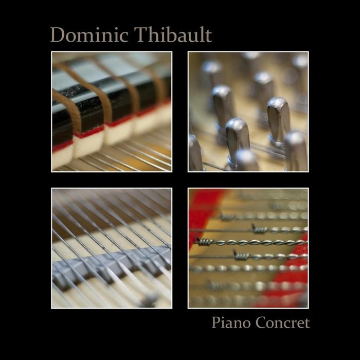 THIBAULT, Dominic - Piano Concret EP