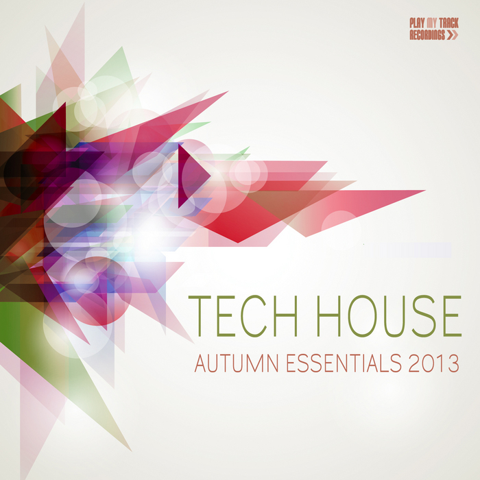VARIOUS - Tech House Autumn Essentials 2013