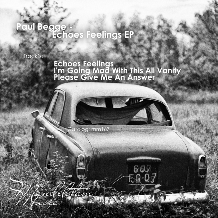 BEGGE, Paul - Echoes Feelings EP