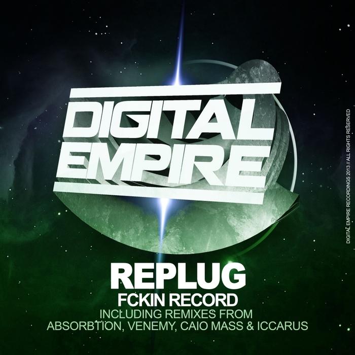 REPLUG - Fckin Record