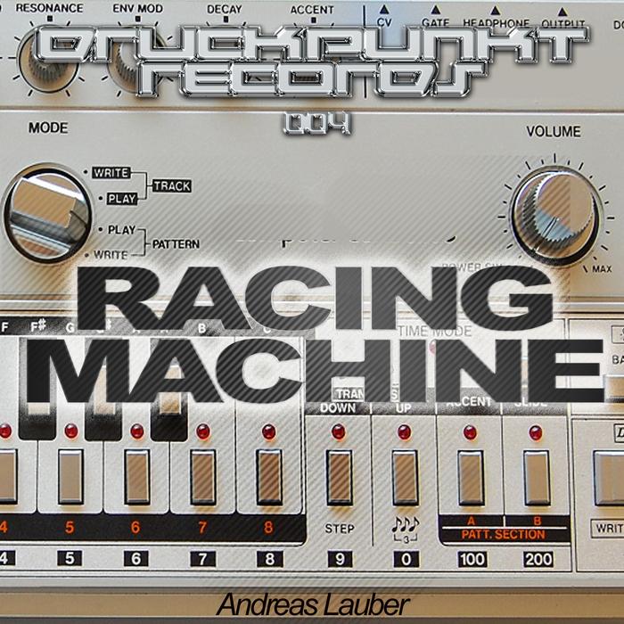 LAUBER, Andreas - Racing Machine